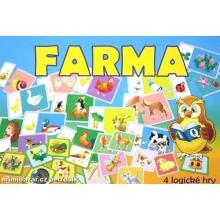 Naučná hra FARMA