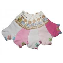 Aura via dívčí kotníkové ponožky GDN700 -5ks