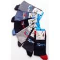Chlapecké ponožky DEKL 68 6ks