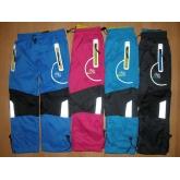 KUGO K702 Šusťákové kalhoty slabé