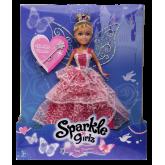 Víla princezna Sparkle Girlz