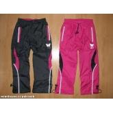 KUGO K603 dívčí šusťákové kalhoty slabé