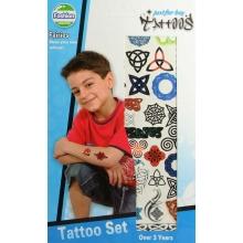 Tetování pro kluky TETOVAČKY klučičí