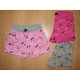 KUGO K752 dívčí šortky / kraťasy