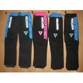 KUGO B220 softshellové kalhoty 104-134