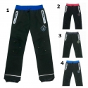 KUGO B222 softshellové kalhoty 116-146