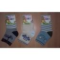 Chlapecké ponožky AMZF 17-23