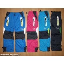 KUGO K302 šusťákové kalhoty