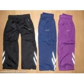 WOLF 2465 Šusťákové kalhoty podšité bavlnou