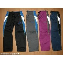 WOLF T2662 šusťákové kalhoty slabé podšité bavlnou