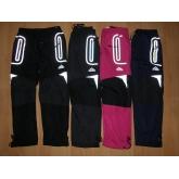 KUGO D921 Zateplené šusťákové kalhoty