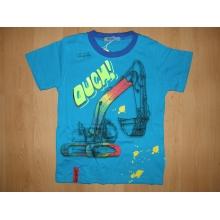 KUGO TM0320 chlapecké tričko s krátkým rukávem 98-128