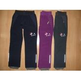 WOLF B2082 dívčí softshellové kalhoty 116-146