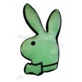 Polštářek Playboy Lime králíček 55cm