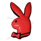 Polštářek Playboy Red  králíček 55cm
