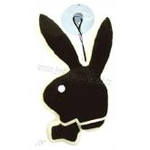 Přívěsek Playboy Černý zajíček 15cm