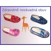 Dětské bačkory 555 - vel. 22 / 15 cm vnitřní stélka