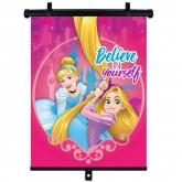 SEVEN Sluneční clona Roletka Disney Princezny  Plast, Polyester, 1ks cm