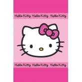 DETEXPOL Dětský ručník Hello Kitty  Bavlna - Froté, 60/40 cm
