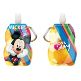 Láhev na pití s karabinou Mickey 330 ml