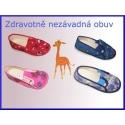 Dětské bačkory 555 - vel. 33 / 21,5 cm vnitřní stélka