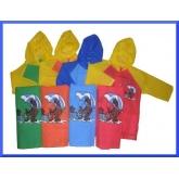 VIOLA pláštěnka dětská dvoubarevná
