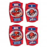 Chrániče loktů a kolen Spiderman