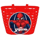 Košík na kolo Spiderman