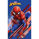 DETEXPOL Dětský ručník Spiderman blue  Bavlna - Froté, 50/30 cm