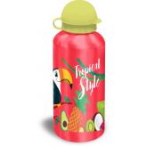 EUROSWAN ALU láhev Tukan červená  Hliník, Plast, 500 ml