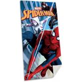 EUROSWAN Osuška Spiderman Paralelní světy  Bavlna - Froté, 70/140 cm