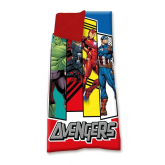 EUROSWAN Spací pytel Avengers  Polyester, 70/140 cm