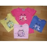 Dívčí tričko s kratým rukávem ARTENA 580003