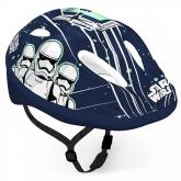 SEVEN Cyklo přilba Star Wars Stormtrooper , vel. M, 52-56 cm
