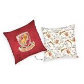 HERDING Polštářek Harry Potter burgund  Polyester, 40/40 cm