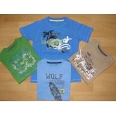 Chlapecké tričko WOLF