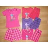 Dívčí pyžamo KUGO P8620