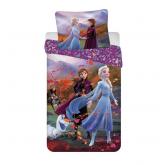 JERRY FABRICS Povlečení Ledové Království 2 Wind Bavlna, 140/200, 70/90 cm