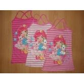 Dívčí šaty STRAWBERRY 830-226