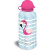 ALU láhev Plameňák blue 500 ml