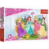 TREFL PUZZLE Disney Oblíbené princezny skládačka 3
