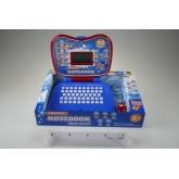 Počítač / notebook 120 aktivit modrý