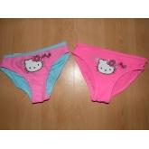 Plavky spodní díl Hello Kitty