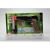 Pistole na kapsle 8 ran 25cm