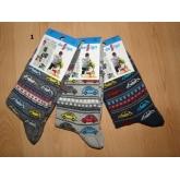 Chlapecké slabé ponožky DEKL 13  vel. 20-31